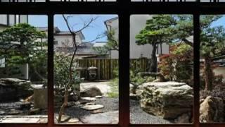 松匠 和風庭園.avi