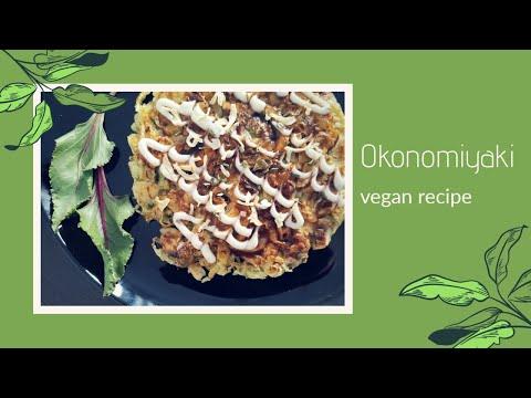 Okonomiyaki vegan (ricetta giapponese rivisitata)