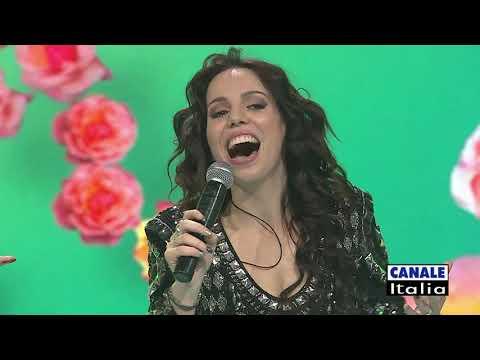 """Anna Maria Allegretti e Le Mondine """"Tarantelle mix""""   Cantando Ballando"""