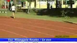 Milángela Rosales es la segunda venezolana clasificada a los Juegos Olímpicos 2012
