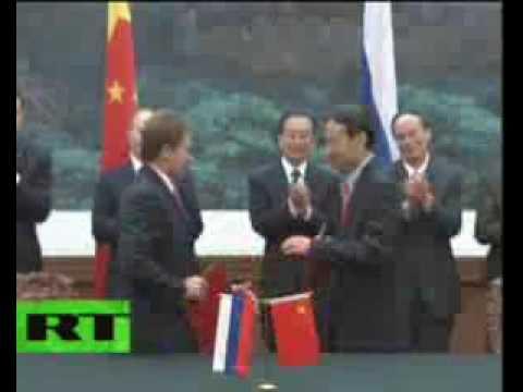 Putin interview with Chinese news media - RT 091014