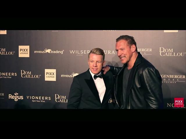 PIXX Lounge München 2018 im Steigenberger Hotel