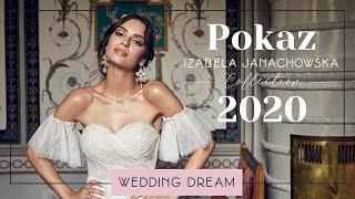 Zobacz suknie Izabela Janachowska Collection 2020