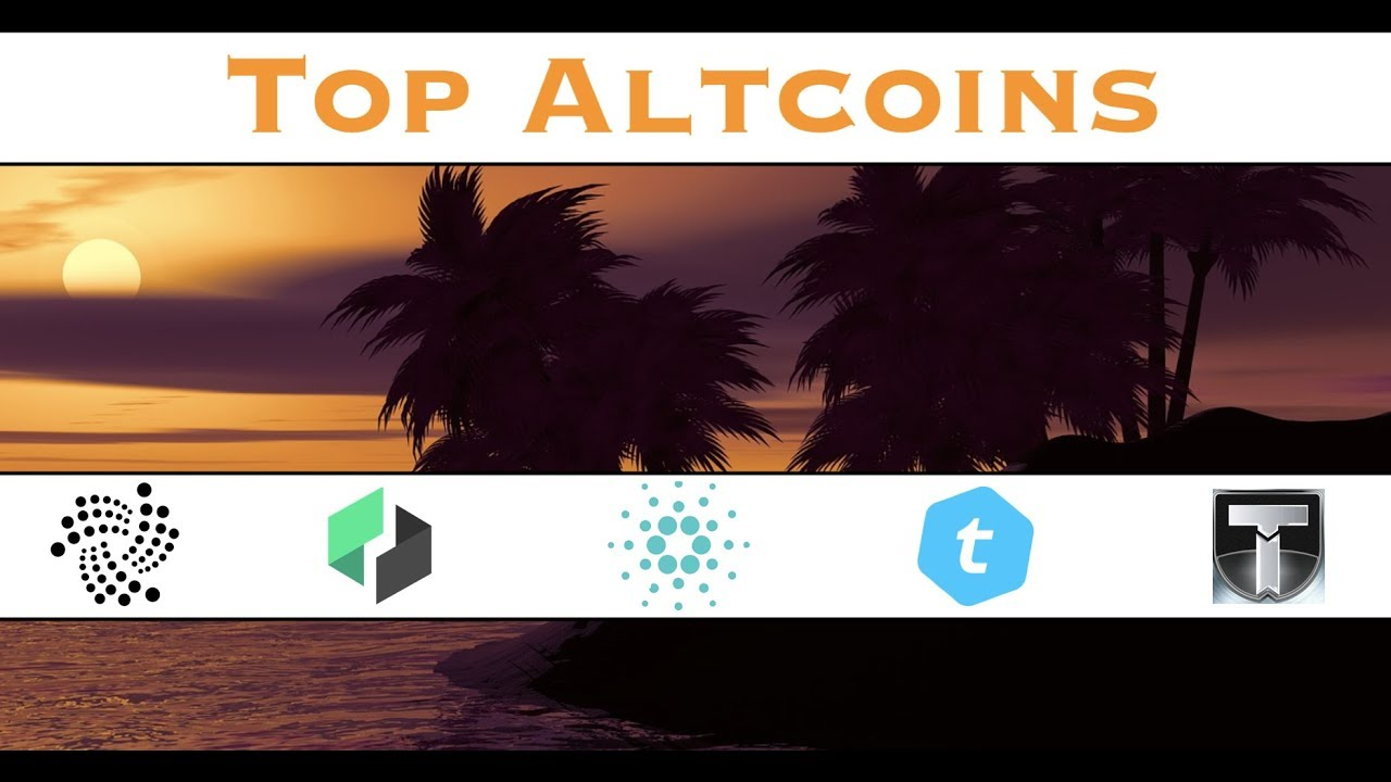 Top Altcoin Buys Heading into February 2018