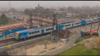 """""""Burke Rd Level Crossing Removal"""" 13-01-16"""