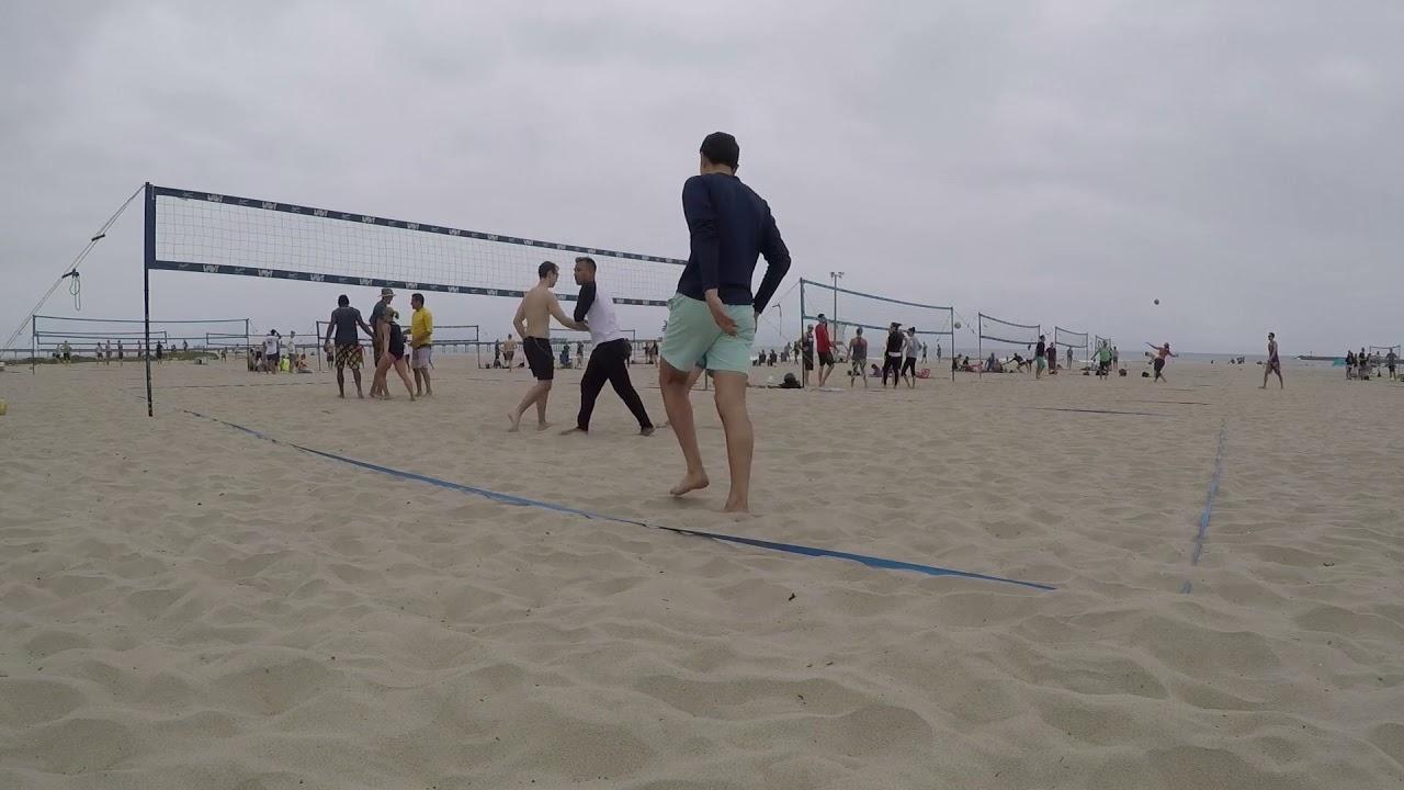 5/19/18: Beach Pops Vs  Team VAVI Set 3