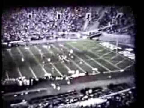 1965 Fullerton College Football Junior Rose Bowl