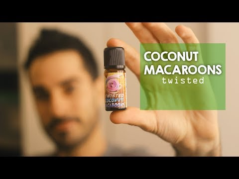 COCONUT MACAROON twisted - Recensione Aroma