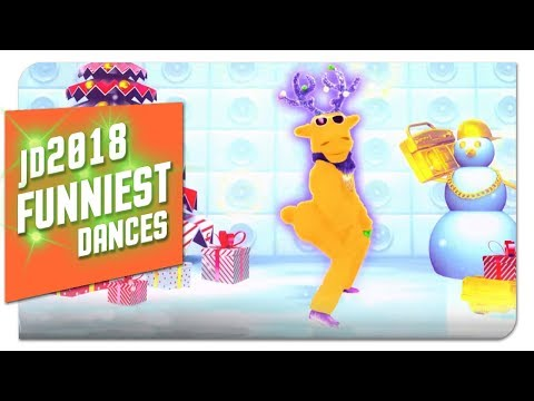 Just Dance 2018 | Funniest dances Top 10