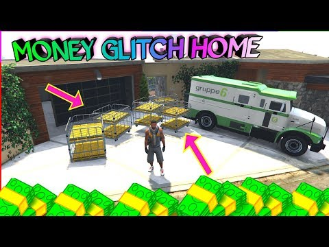 Gta 5 Money Glitch At Franklin House ( Millions In Few Minutes )