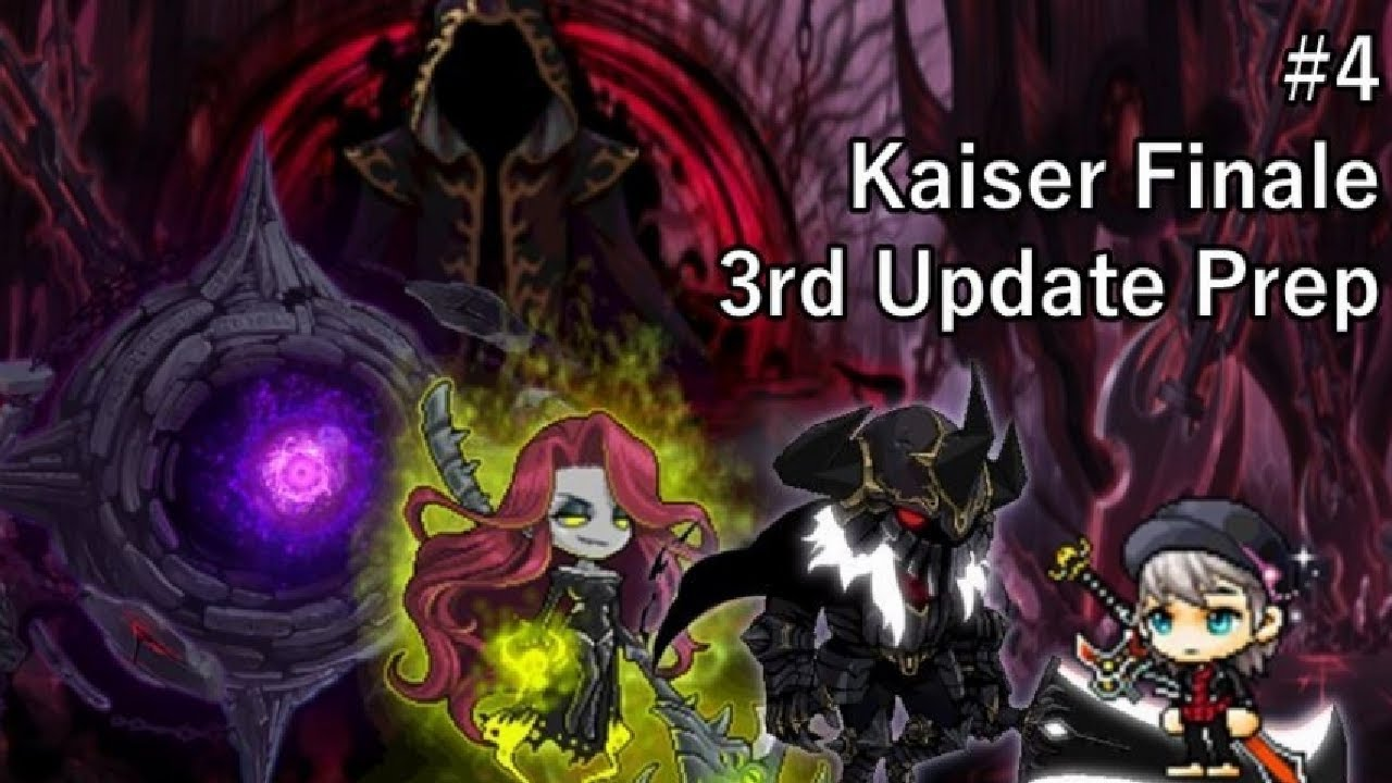 MapleStory Road to Endgame Episode 4: Kaiser Finale