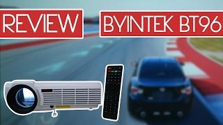 BYINTEK BT96, el proyector con resolución HD y 5500 lumens | Review