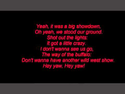 Big & Rich- Wild West Show Lyrics