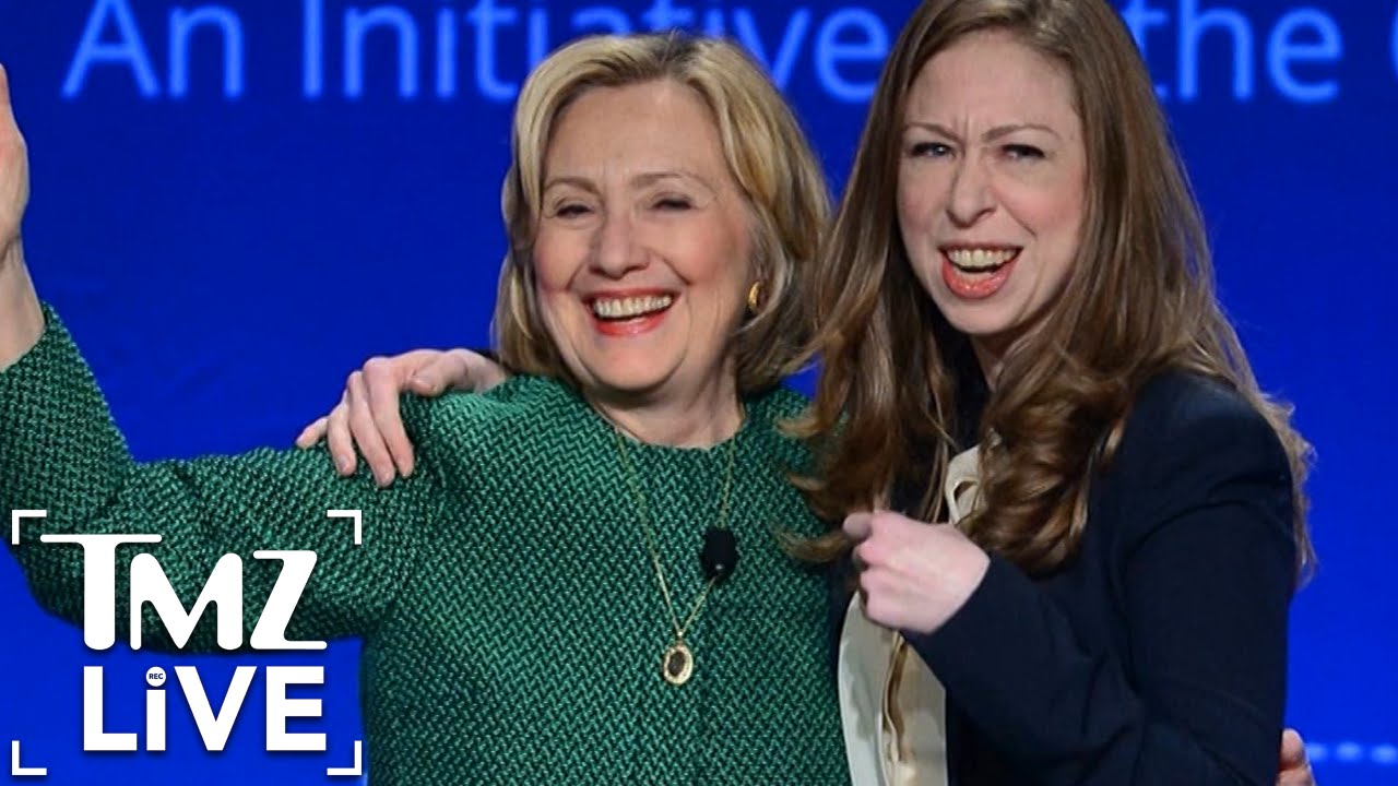 Chelsea Clinton Pregnant Good News For Hillary Campaign
