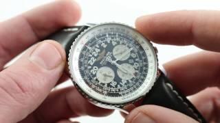Breitling Navitimer Cosmonaute…