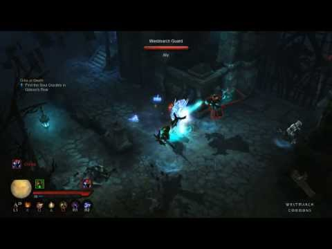 Diablo 3 PS4 trailer smashes monsters into a bloody pulp