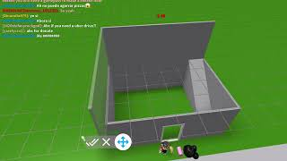How to build a second floor on bloxburg on phone or iPad