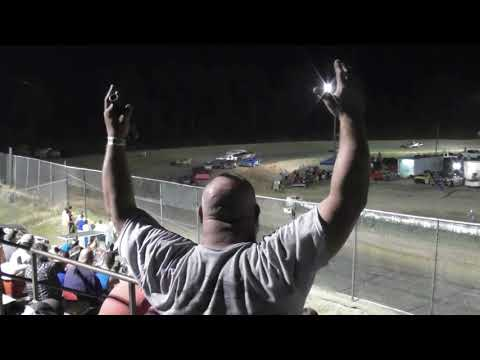 Waycross Motor Speedway Mack10 feature May18th 2019