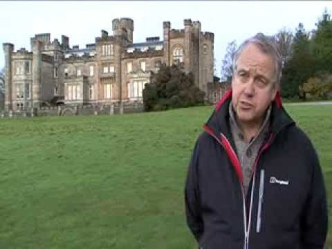 BBC Alba Castle Toward News report