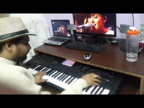 keyboard cover - Salim - Sulaiman - MTV Unplugged Season 4 - 'Ainvayi Ainvayi' - Vikrant Puri
