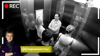 Эксперименты над людьми | EXперименты с Антоном Войцеховским