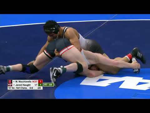 2018 NCAA Wrestling Championship Highlights