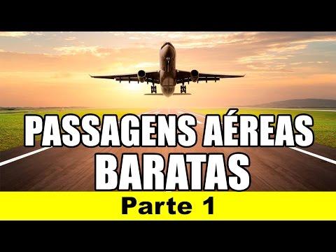 Dicas para encontrar passagens aéreas baratas - Parte 1