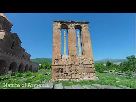 Армения, Монастырь в Одзуне / Odzun Monastery