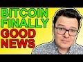 Bitcoin Really Good News Despite BTC Price Drama! [Crypto News 2021]