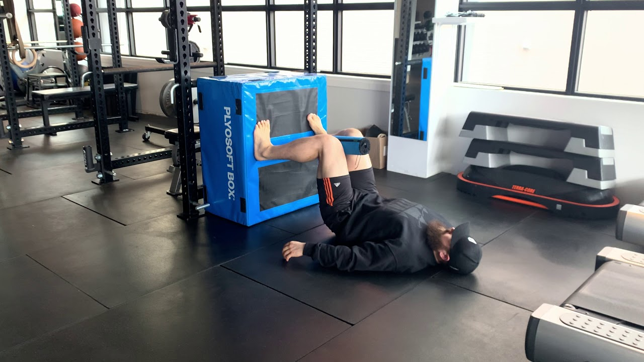 Exercise of the Week: Internally Rotated Hamstring Bridge