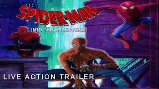 SPIDER-MAN: Into The Spider-Verse | (Live Action) Trailer 2