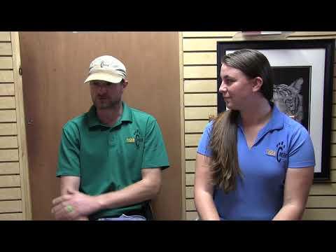 Asia Dove - East Texas Explorer - Tiger Creek Wildlife Refuge