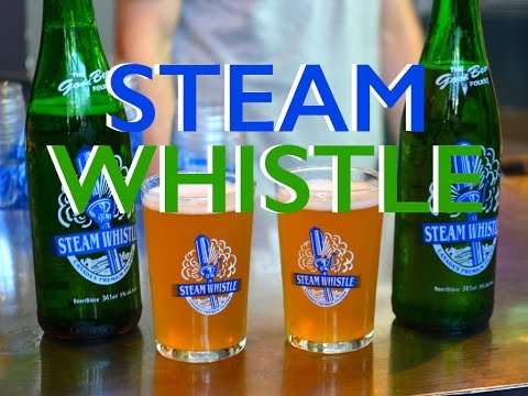 TOUR STEAM WHISTLE BREWING TORONTO | Vídeos da Magali