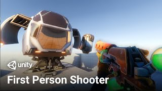 FPS Game Rendering and Graphics in Unity! (Tutorial)