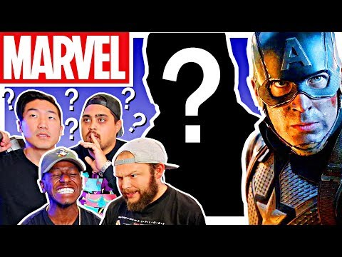 Guess That MARVEL Movie Using Audio Only!