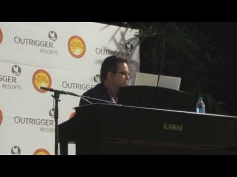 Glenn Medeiros - Flying 1995 - BEUATIFUL FULL LIVE PERFORMANCE 19/08/2016