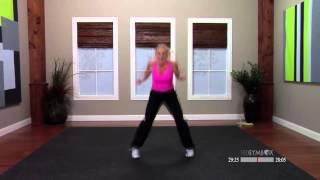 Cardio kickbox workout with Kaycee - 60 Minute Advanced