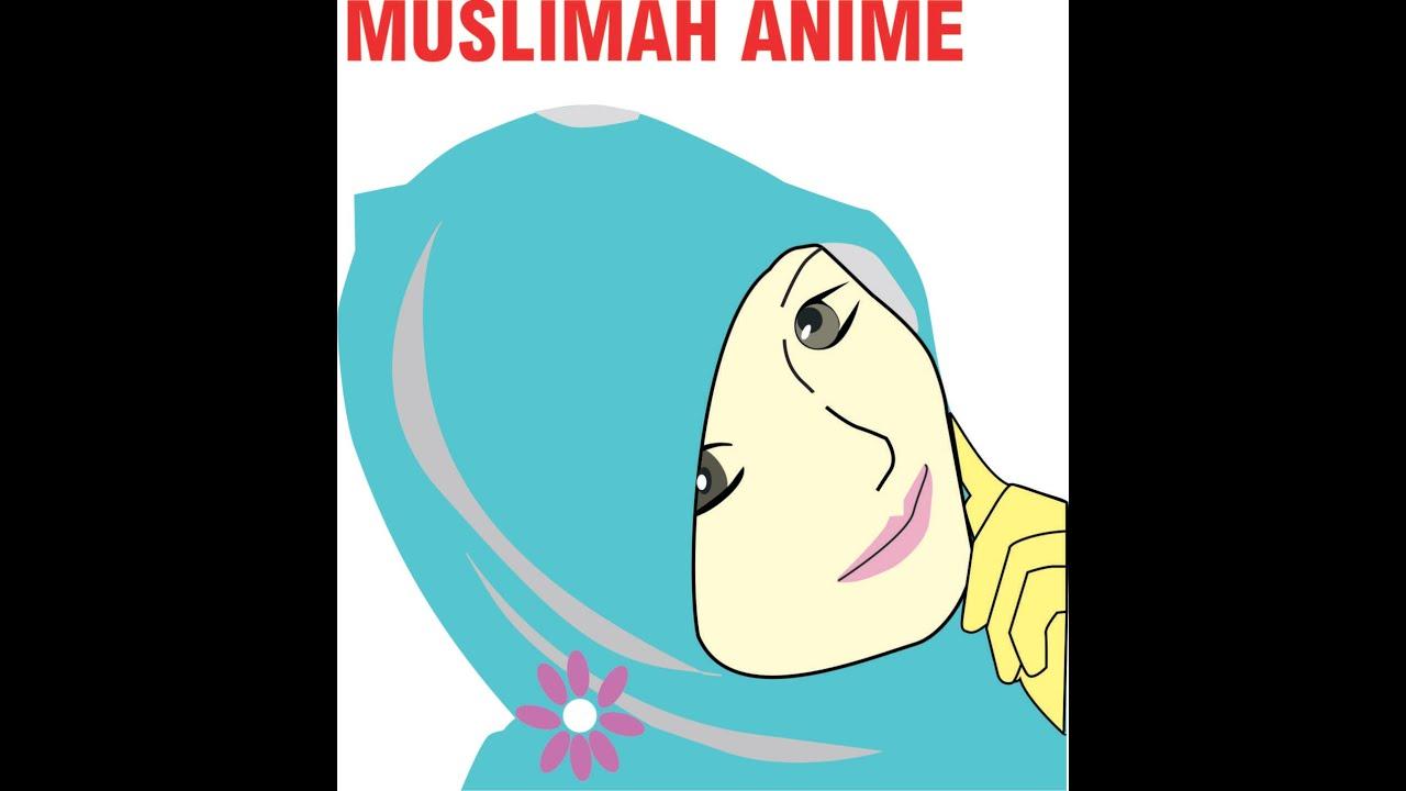 65+ Gambar Animasi Wanita Muslimah Paling Bagus