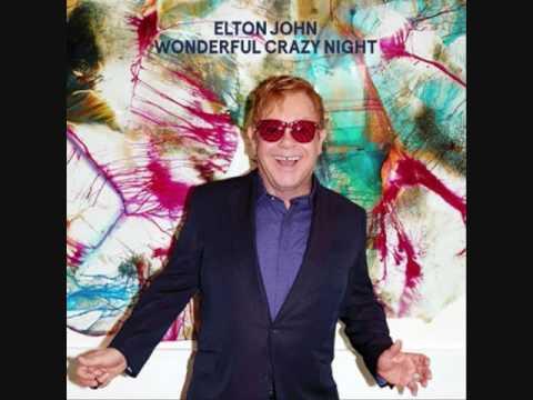 Elton John - Blue Wonderful (Wonderful Crazy Night 4/12)