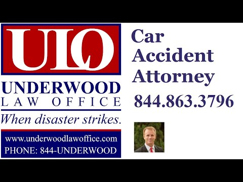 Spinal Cord Injury Lawyer Explains What to Do After a Car Accident.