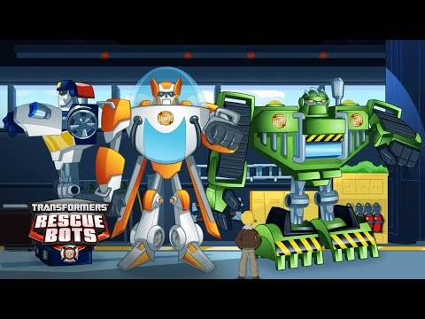 Transformers: Rescue Bots Season 1 - 'Simon Says' Official Clip
