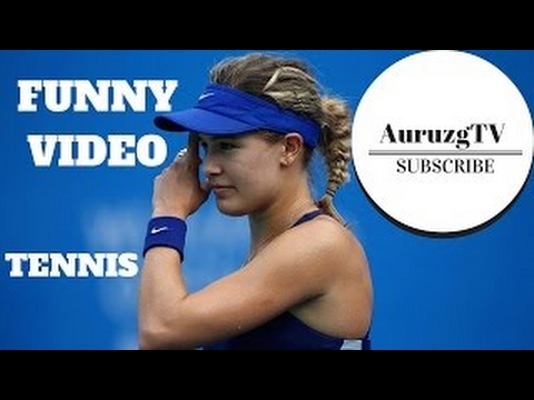 HD Funniest Tennis Moments Part-21 (Funny,Djokovic,Nadal,Federer,Ivanovic,Murray,Mon