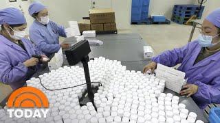Senate Prioritizes Economic Relief As FDA Fast-Tracks Coronavirus Treatments | TODAY