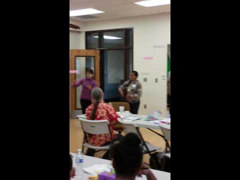 UELRP Inupiaq Immersion camp dance pt 4