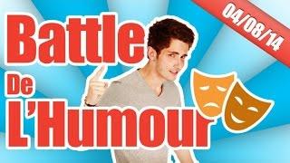 Battle de l'humour avec une blague de Guillaume Pley !!