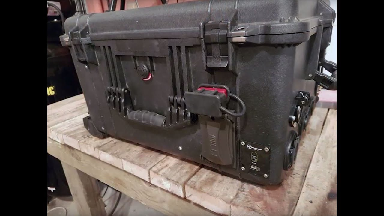 How To Build A Solar Generator (3,000