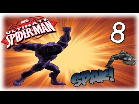 Ultimate Spider-Man #8 - Venom vs Silver Sable - Let's Play Gameplay Walkthrough