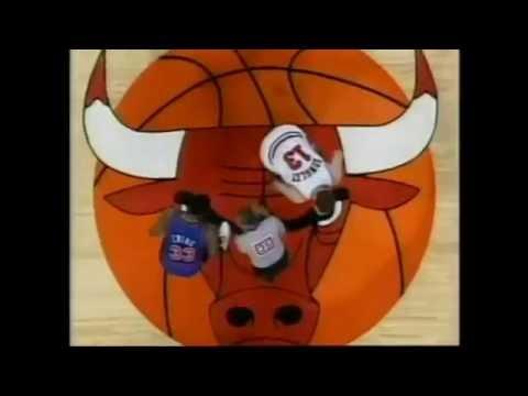 1996 NBA Playoffs: Chicago Bulls vs New York Knicks