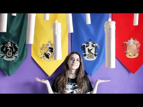 Вечеринка в Хогвартсе | Harry Potter DIY