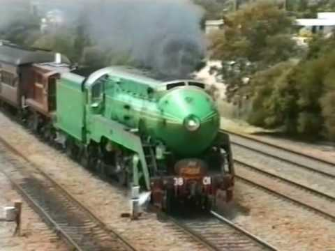 Australian Steam Trains - Steam In New South Wales (Part 1 of 5)